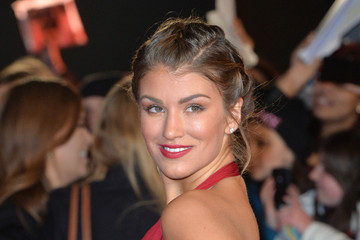Amy Willerton 'The Hunger Games: Mockingjay Part 1' Premiere