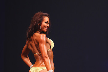 Amy Wright IFBB Australia Pro Grand Prix XII