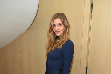 Ana Beatriz Barros Celebrities Attend the Rihanna Party at The New York EDITION