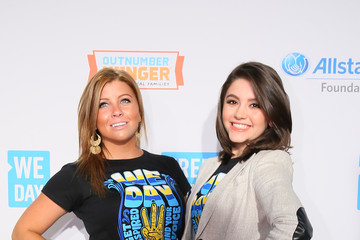 Ana Golja We Day Minnesota