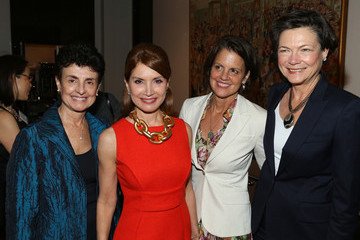 Ana L. Oliveira Jean Shafiroff Hosts Annual Luncheon For The New York Women's Foundation