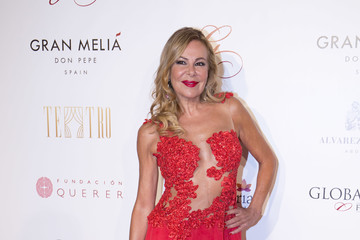 Ana Obregon The Global Gift Gala in Marbella