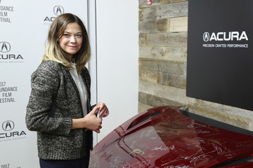 Analeigh Tipton Acura Studio at Sundance Film Festival 2017 - Day 3 - 2017 Park City