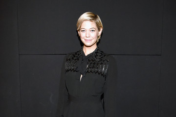 Analeigh Tipton Yigal Azrouel - Backstage - Spring 2016 New York Fashion Week: The Shows