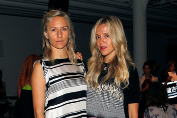 Anastasia Ganias Peter Som - Front Row - MADE Fashion Week Spring 2015