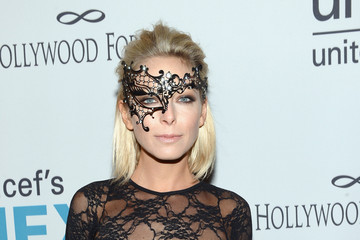 Anastasia Griffith UNICEF Masquerade Ball Held in LA