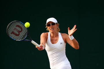 Anastasia Rodionova Day Five: The Championships - Wimbledon 2017