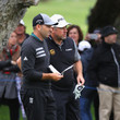 Lee Westwood and Sergio Garcia Photos