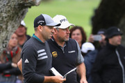 Lee Westwood and Sergio Garcia Photos Photo