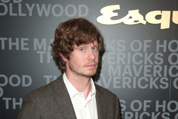 Anders Holm Esquire Celebrates March Cover Star James Corden and the Mavericks of Hollywood Presented by Hugo Boss