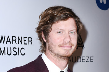 Anders Holm Warner Music Group GRAMMY Party - Red Carpet