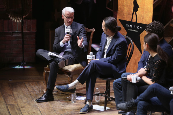 SiriusXM Town Hall With 'Hamilton' 2016 Tony Award Nominees