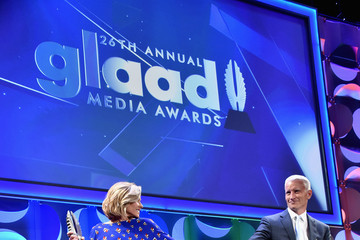 Anderson Cooper 26th Annual GLAAD Media Awards In New York - Dinner & Show
