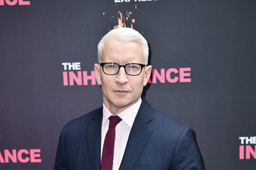 Anderson Cooper 'The Inheritance' Opening Night