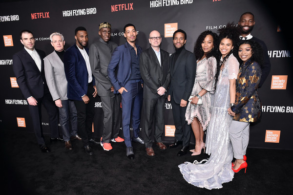 Netflix 'High Flying Bird' - Film Comment Select Special Screening