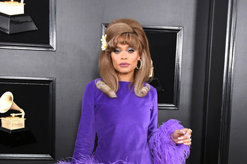 Andra Day 61st Annual Grammy Awards - Arrivals