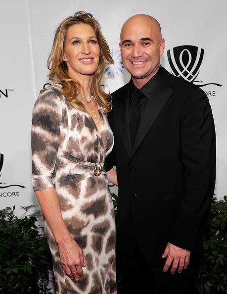 Andre Agassi Foundation's Grand Slam For Children Benefit Concert - Arrivals