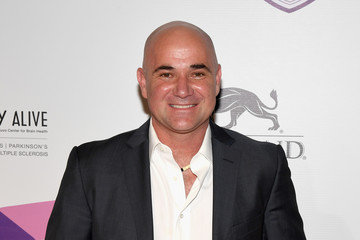 Andre Agassi Keep Memory Alive's 21st Annual 'Power Of Love Gala' - Red Carpet