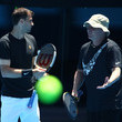 Andre Agassi 2019 Australian Open - Previews