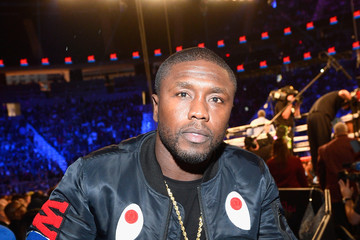 Andre Berto D'USSE Lounge at Kovalev vs. Ward