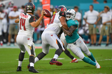 Andre Branch Tampa Bay Buccaneers v Miami Dolphins
