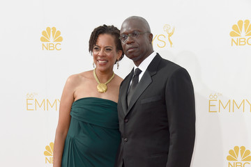 Andre Braugher Arrivals at the 66th Annual Primetime Emmy Awards — Part 2