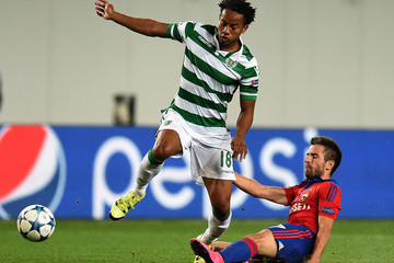 Andre Carrillo CSKA Moscow v Sporting CP - UEFA Champions League: Qualifying Round Play Off Second Leg