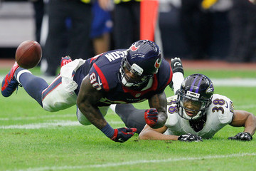Andre Johnson Baltimore Ravens v Houston Texans