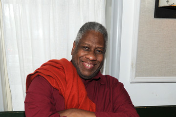 Andre Leon Talley The Cut and New York Magazine's Dinner For Cathy Horyn