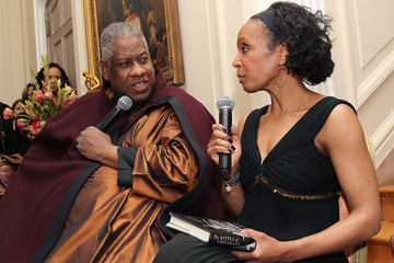 Andre Leon Talley Book Signing With Special Guest Andre Leon Talley
