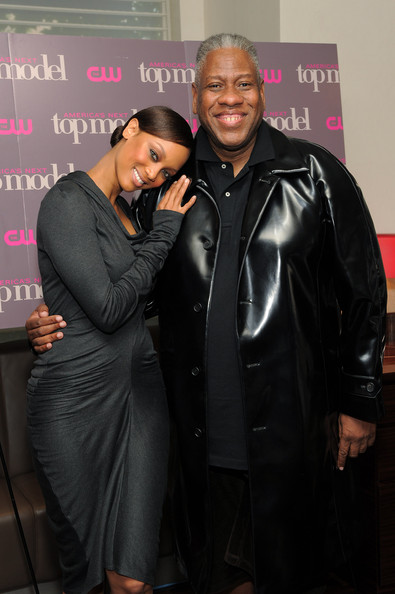 Tyra Banks & Andre Leon Talley Celebrate America's Next Top Model Premiere