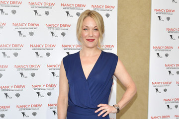 Andrea Anders World Premiere Of 'Nancy Drew And The Hidden Staircase' - Arrivals