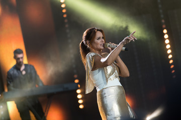 Andrea Berg Starnacht am Woerthersee 2017 - Rehearsal