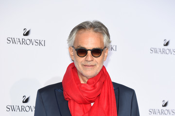 Andrea Bocelli Swarovski Crystal Wonderland Party
