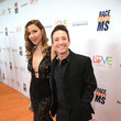 Andrea Faustino 26th Annual Race To Erase MS - Red Carpet