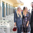 Andrea Iervolino Sarah Jessica Parker Receives Deauville Talent Award: Photocall - 44th Deauville American Film Festival