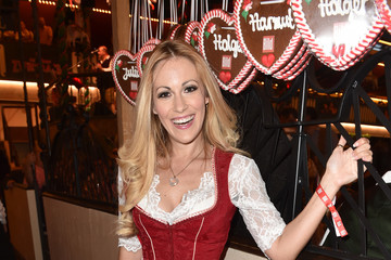 Andrea Kaiser Celebrities Enjoy Oktoberfest 2016 - Day 10