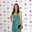 Andrea McClean Lorraine's High Street Fashion Awards - Red Carpet Arrivals