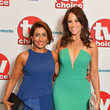 Andrea McLean TV Choice Awards - Red Carpet Arrivals