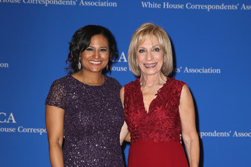 Andrea Mitchell 2017 White House Correspondents' Association Dinner - Arrivals