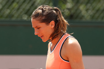 Andrea Petkovic 2018 French Open - Day Five