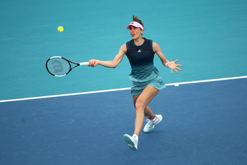 Andrea Petkovic Miami Open 2019 - Day 3