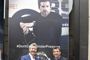 Andrea Soriani TAG Heuer Celebrates New York City E-Prix And Museum In Motion With Patrick Dempsey