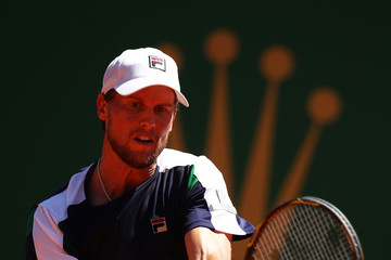 Andreas Seppi ATP Masters Series: Monte Carlo Rolex Masters - Day Two