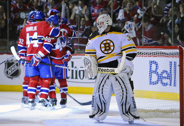 Boston Bruins v Montreal Canadiens - Game Four