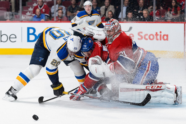 St Louis Blues v Montreal Canadiens []
