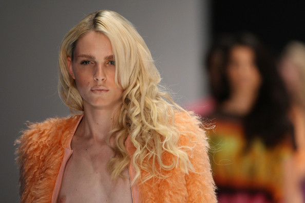 Andrej Pejic Andrej Pejic walks the runway at the Michalsky Autumn/Winter 2012 fashion show during Michalsky StyleNite at Mercedes-Benz Fashion Week Berlin at Tempodrom on January 20, 2012 in Berlin, Germany.