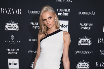 Andrej Pejic Harper's BAZAAR Celebrates 'ICONS By Carine Roitfeld' At The Plaza Hotel Presented By Infor, Laura Mercier, Stella Artois, FUJIFILM And SWAROVSKI - Red Carpet