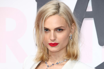 Andreja Pejic Red Carpet Arrivals - Fashion For Relief Cannes 2018