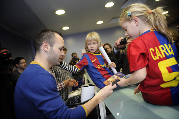 ����� ������ 2014 ���� ������ Andres Iniesta F